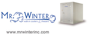 Mr. Winter Walk In Coolers & Freezers